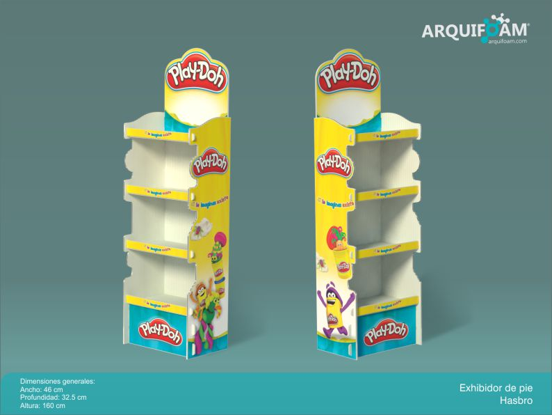 Exp Hasbro V1.2 (Play Doh)